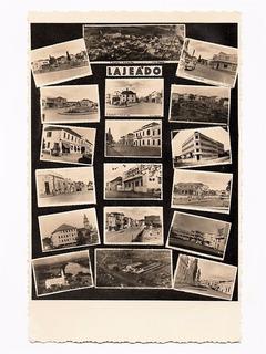 Cartao Tipo Postal Fundação Rotary Club De Lajeado Rs 1955
