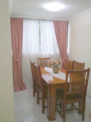Imagem 1 de 21 de Apartamento Residencial À Venda, Cidade Antônio Estevão De Carvalho, São Paulo. - Ap1221