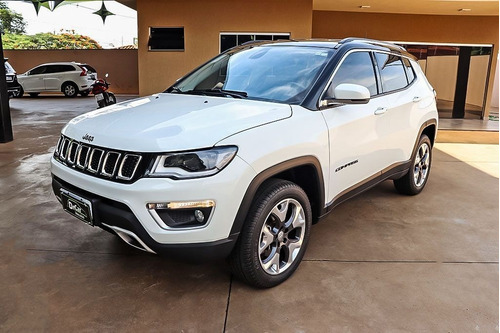 Jeep Compass 2.0 16v Limited 4x4 2018
