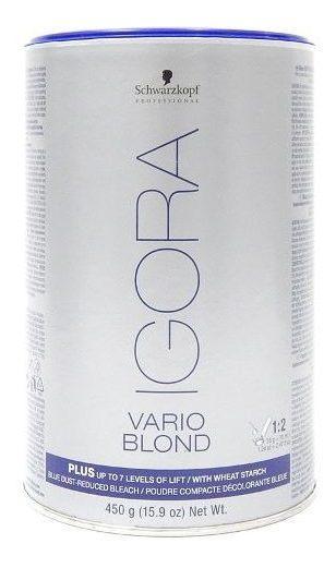 Schwarzkopf Igora Vario Blond Plus Polvo Decolorante 450grs