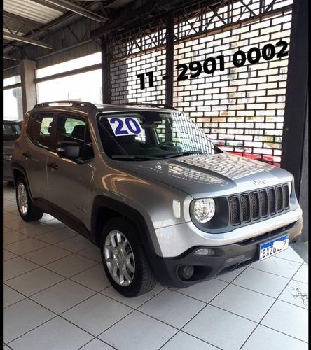 Jeep Renegade 1.8 16v Flex Sport 4p Automático 2020