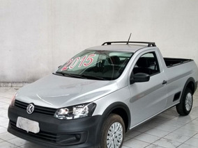 Vendo Volkswagen Saveiro Cabine Simples 1.6 Completa