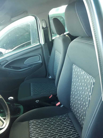 Ford Ka 1.0 2018 Branco 4 Portas