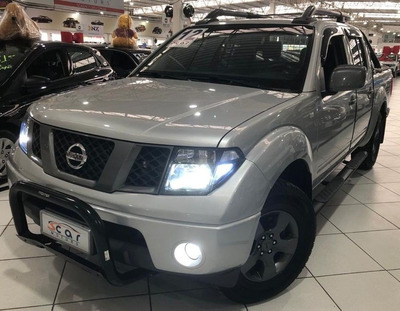 Nissan Frontier 2.5 Le Attack 4x4 Cd - 2012