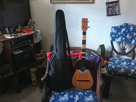 Cuatro Venezolano Instrumento Musical 13 Trastes Con Forro