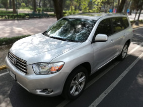 Toyota Highlander Limited $39,750 Enganche Plazo 24 Meses
