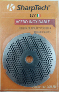 Disco Salvador Para Picadora De Carne Nº32 Autoafilable 3mm