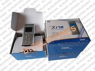 Aparelho Livre Embratel Zte X175 Novo/cdma