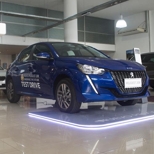 Nuevo Peugeot 208 Active 1.6l Tiptronic | 115cv | 0km 2021