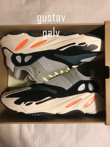 adidas Yeezy 700 Wave Runner Original C/caixa Fts Reais