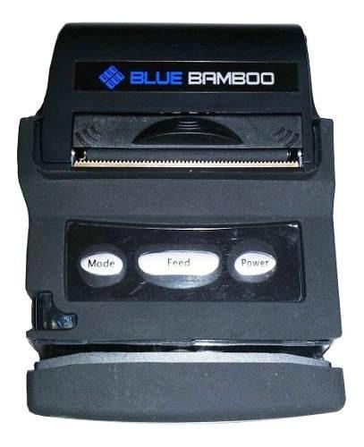 Impressora Termica Com Leitura Cartão De Crédito Portatil