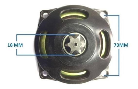 Campana Com Pinhão Mini Quadriciclo 49cc 6 Dentes