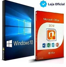 Windows 10 Pro+office 2019 Original Vitalicio Envio Rapido