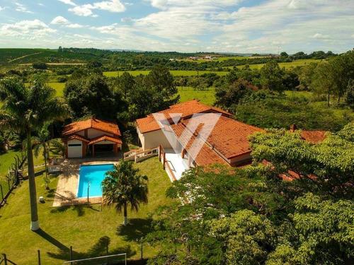 Imagem 1 de 13 de Chácara Com 5 Dormitórios À Venda, 10000 M² Por R$ 2.950.000,00 - Jardim Novo Mundo - Sorocaba/sp - Ch0032