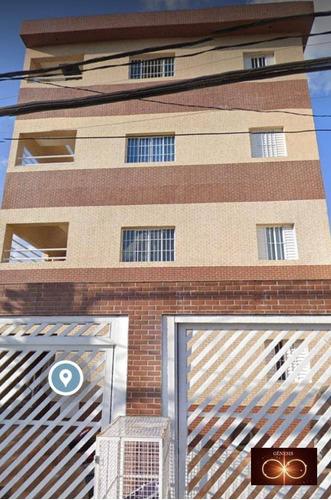 Apartamento Com 1 Dormitório Para Alugar, 35 M² Por R$ 1.100,00/mês - Jardim Iracema - São Paulo/sp - Ap0104