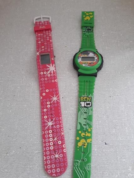 Relógio Infantil Usado
