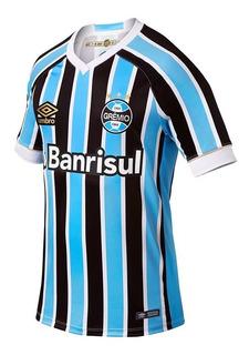 Camisa Grêmio Home Pronta Entrega Frete Grátis