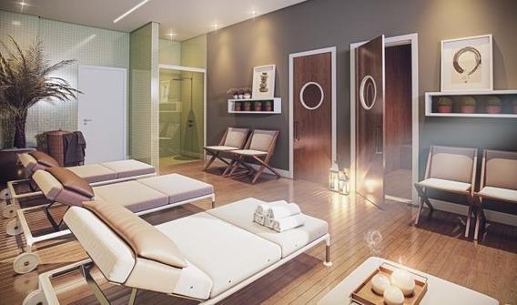 Apartamento Em Jardim Praia Grande, Mongaguá/sp De 88m² 2 Quartos À Venda Por R$ 487.520,00 - Ap436701