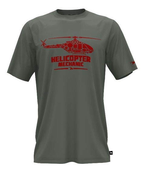 Remera Helicopter Eagle Claw Importadas