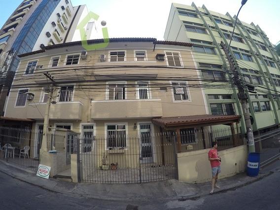 Aluguel - Apartamento 02 Quartos Na Rua Da Oab