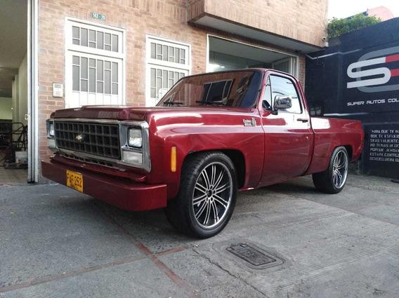 Chevrolet C10 Motor 350