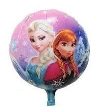 Globos Metalizados, Frozen, Peppa, Cumpleaños