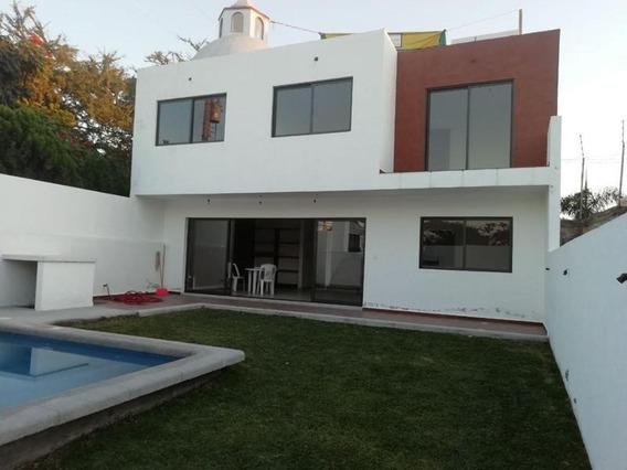 Casa En Condominio En Lomas Del Manantial / Xochitepec - Cwm-392-cd