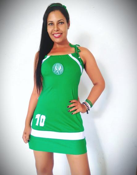 Vestido Do Palmeiras