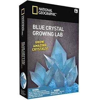 National Geographic Blue Crystal Growing Lab - Creación De !