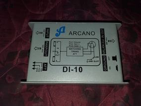 Kit 3 Direct Box Arcano Di-10