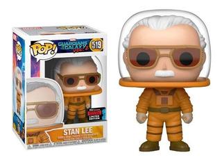 Funko Pop! Stan Lee (cameo Astronauta) 519 - Nycc Exclusive