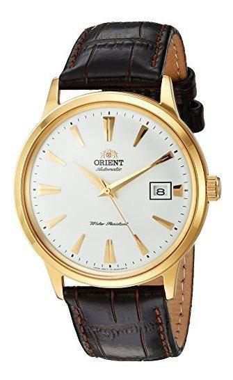 Orient Men.s .2nd Gen. Bambino Ver. Reloj De Vestir De Acero
