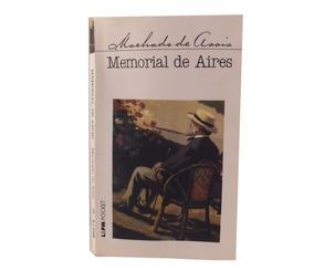 Livro Memorial De Aires Machado De Assis Português B5910