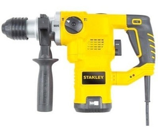 Rotomartillo Stanley Sds Plus 1250 Watts -32 Mm - 3.5 Joules