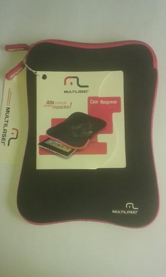 Case Neoprene Para Tablet 7 Pol. Multilaser