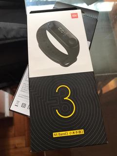 Xiaomi Mi Band 3 Relógio Pulseira Inteligente Original