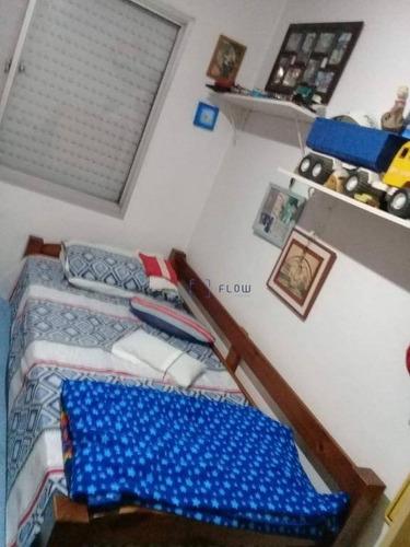 Apartamento À Venda, 61 M² Por R$ 380.000,00 - Jardim Oriental - São Paulo/sp - Ap12340