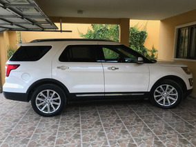 Ford Explorer 3.5 Limited At Blaca Con Interiores Color Miel