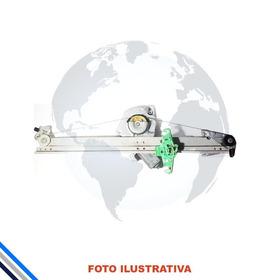 Maq Vidro Pt Diant Dir Elet C/mot Citroen C3 4pts 2008-2012