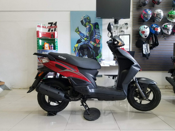 Auteco Agility Rs 125 2012