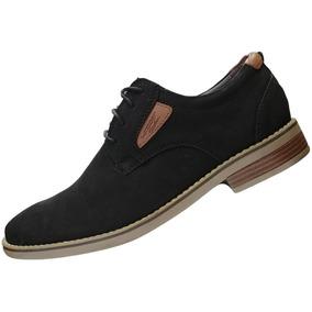 Zapato Sanders Bass Para Hombre - Negro