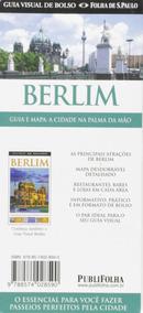 Livro - Berlim - Guia E Mapa Cidade Na Palma Da Mão
