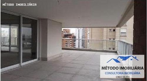 Alto Padrão Para Venda Em São Paulo, Ibirapuera, 4 Dormitórios, 4 Suítes, 8 Banheiros, 6 Vagas - 12022_1-762263
