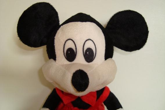 Ursinho De Pelúcia Mickey Mouse 37 Cm Promoção
