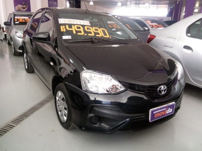 Etios 1.5 X Sedan 16v Flex 4p Manual 36513km