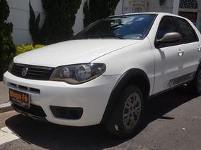 Fiat Palio 1.0 Fire Way Flex 5p 2015 Branco Completo