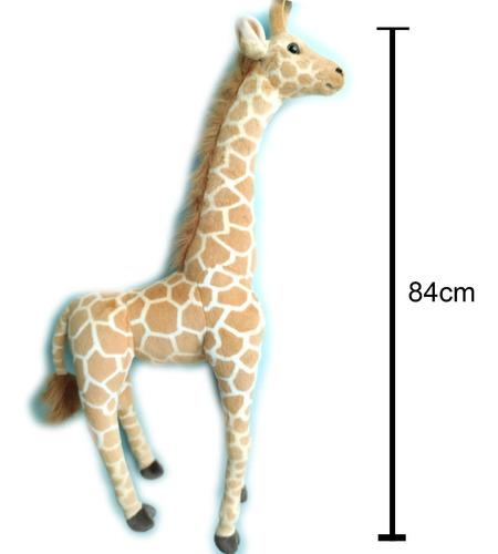 Girafa Safári Realista