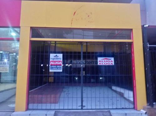 Imagem 1 de 14 de Loja Para Alugar, 392 M² Por R$ 16.000,00/mês - Centro - Londrina/pr - Lo0052