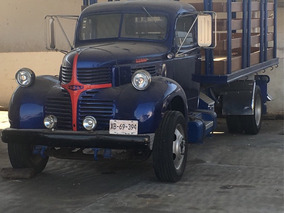Dodge Camion Antiguo