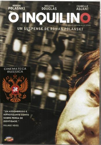 Dvd O Inquilino Roman Polanski Isabelle Adjani  1978 +
